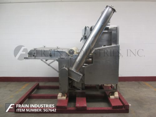 Photo of Stein Meat Equipment Batter, Breader machine HERITAGE