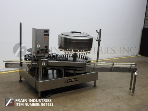 Photo of Fogg Filler Liquid Monoblock FAA3618