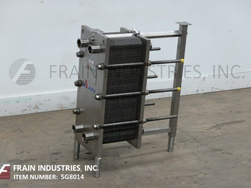 Photo of APV / SPX Heat Transfer Heat Exch Plate SR25