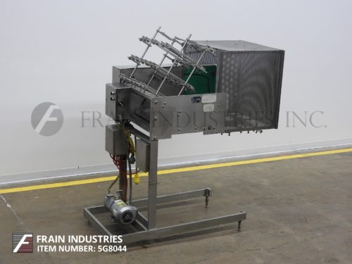 Photo of Thiele Feeder Coupon Inserter RECIPROCATINGPLACER