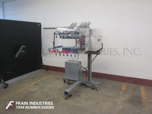 Photo of Westlund Feeder Coupon Inserter 220
