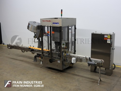 Photo of Pneumatic Scale Capper 8 Head of More AFRAME8HD