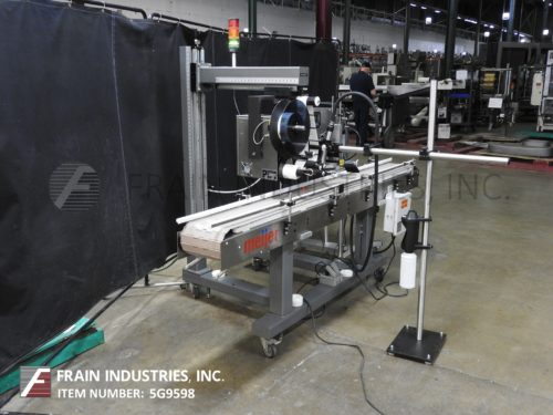 Photo of Southern California Packaging  Labeler P/S Spot ST600