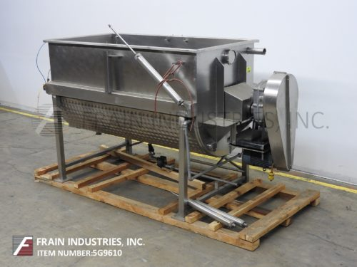 Photo of Stricklin Mixer Paste Horizontal 147