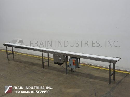 "Photo of Keenline Conveyor Belt 8""W X 230""L"