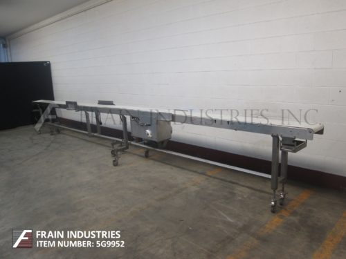 "Photo of Keenline Conveyor Belt 10""W X 285""L"