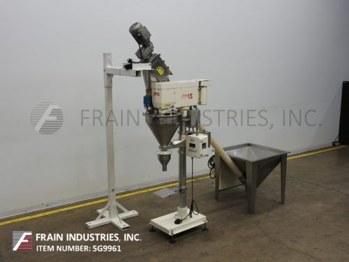 Photo of AMS Filling Systems Filler Powder Auger A100