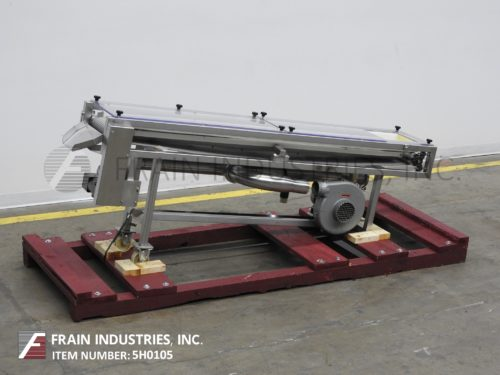 Photo of G2 Material Handling Inc. Conveyor Belt AIR COOLING