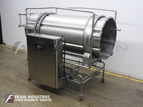 "Photo of Allen Pans, Revolving System 48"" DIA"