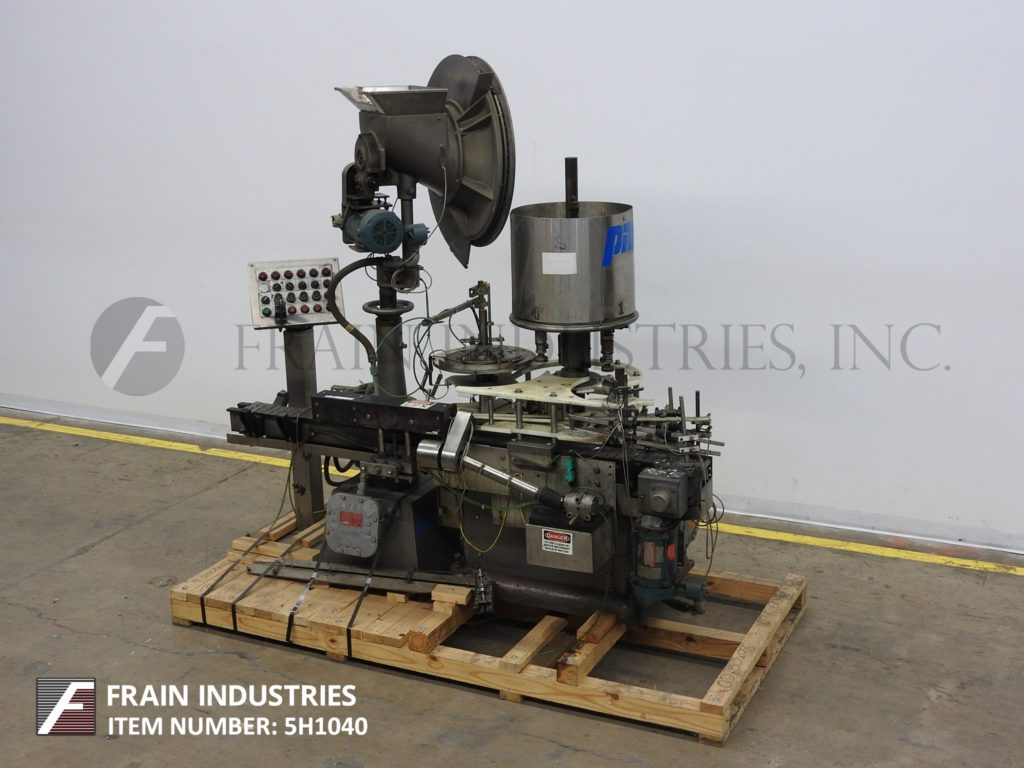 Consolidated Pneumatic Scale Capper Chuck D4fa For Sale