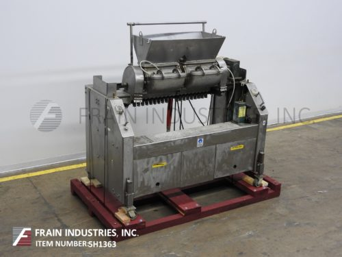 Photo of DCA Company Bakery Equipment Depositors MD123-F18