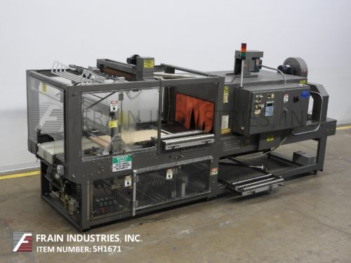 Photo of Arpac Shrink Bundler 55TW-28