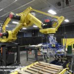 Thumbnail of Fanuc Palletizer Robotic M410IHS