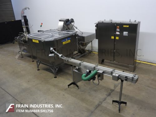 Photo of Del Packaging Capper Over Lidder ASRL-CC-401