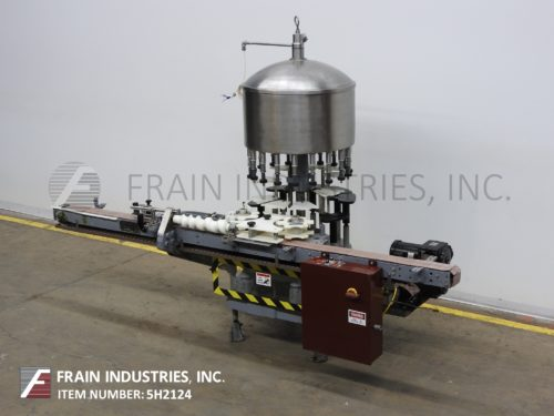 Photo of Horix Filler Liquid Grav/Press HBP9-18