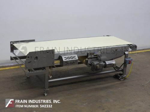 "Photo of Conveyor Belt 36""W X 118""L"