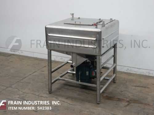 Photo of Norman Mixer Liquid Liquefier DH300