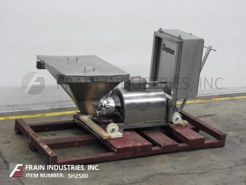 Photo of Stephan Machinery Corp Meat Equipment Emulsifier HCHD30