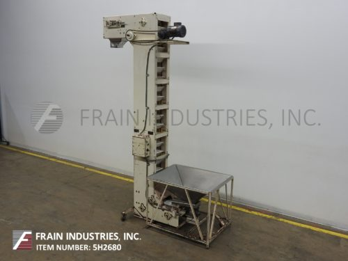 Photo of Frazier & Son Conveyor Bucket Elevator WHIZ LIFTER