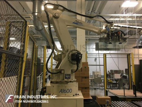 Photo of Okura / Columbia Palletizer Robotic A1600