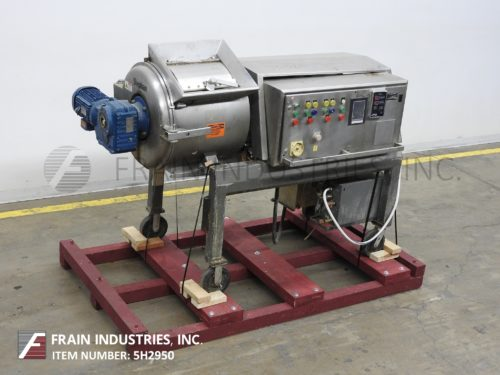 Photo of Stephan Machinery Corp Mixer Paste Horizontal TK150