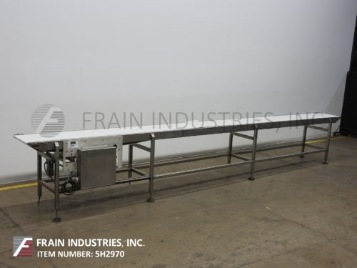 "Photo of Conveyor Belt 20""W X 282""L"