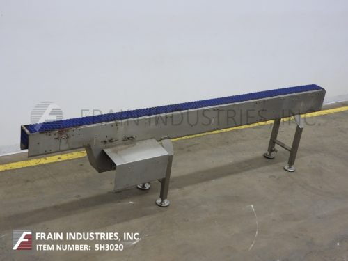 "Photo of Conveyor Table Top 5""W X 128""L"