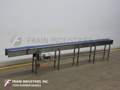 "Photo of Conveyor Table Top 8""X192"""