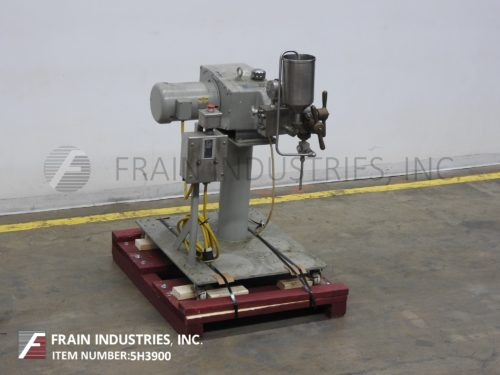 Photo of Gaulin Homogenizer Single Stage 1515MR 8TBA