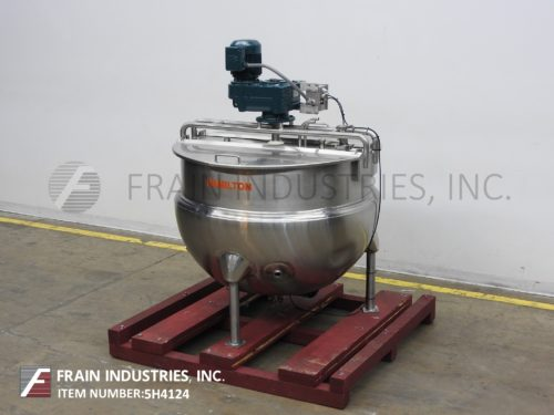 Photo of Hamilton Kettle Single Motion SA200