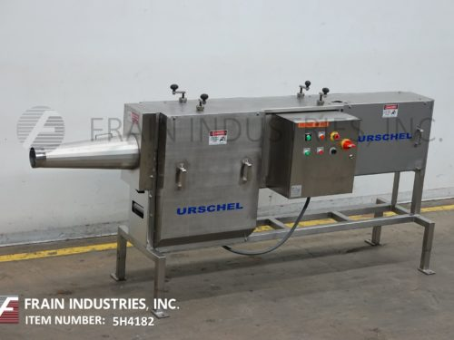 Photo of Urschel Laboratories Incorpora Cutter, Slicer Chopper/Processor VSC SLICER