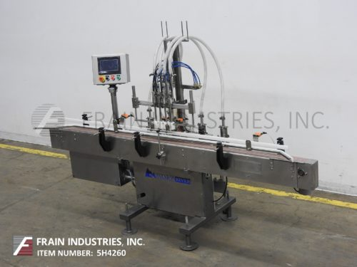 Photo of Filamatic Filler Liquid Pos Disp VLA