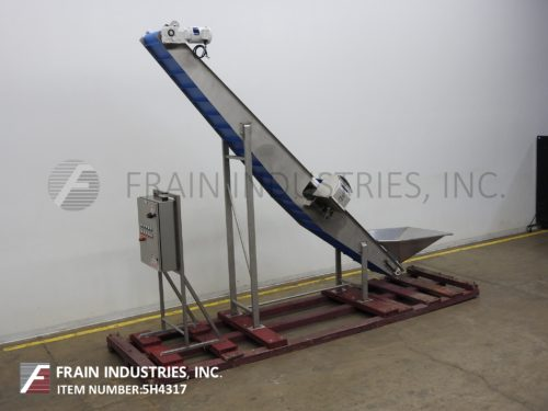 Photo of Loma Metal Detector Conveyor IQ3