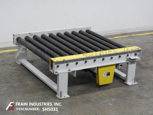 "Photo of Mathews Conveyor Divison Conveyor Roller 52""W X 60""L"