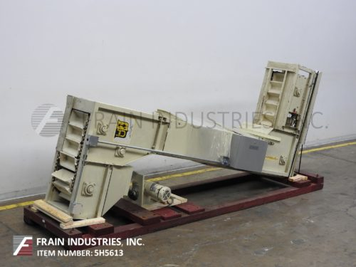 Photo of Universal Machine Corp Conveyor Bucket Elevator Z