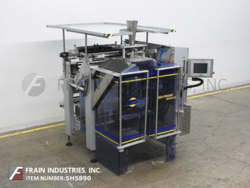 Photo of Ilapak Form & Fill No Filling Head VEGATRONIC2000