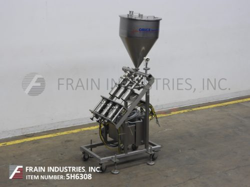 Photo of Orics Ind Filler Paste Twin VFND1603
