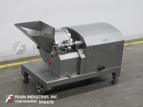 Photo of FAM-USA Cutter, Slicer Chopper/Processor ILC