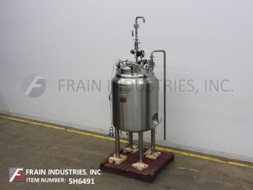 Photo of Lee Tank Reactor SS 400LDBT