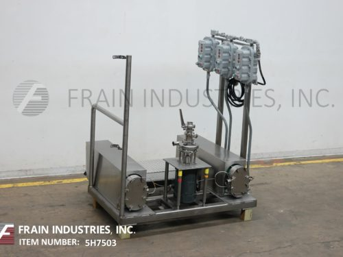 Photo of Tri Clover Mixer Liquid Triblender F2116MDEXPMEVS