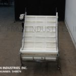 """Thumbnail of Feeder Incline/Cleated 67"""" DISCH"""