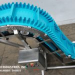 """Thumbnail of Feeder Incline/Cleated 76"""" DISCH"""