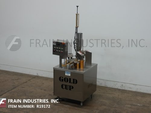 Photo of Gold Cup Filler Cup Rotary GC6-16