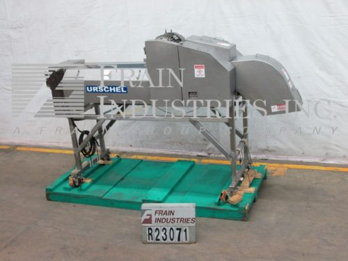 Photo of Urschel Cutter, Slicer Chopper/Processor M