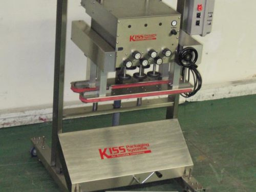 Photo of Kiss Pkg Capper Semi Auto (Capper) VCT06