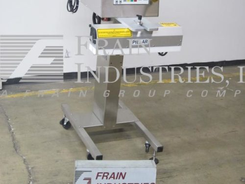 Photo of Pillar Capper Induction Sealer UNIFOILER