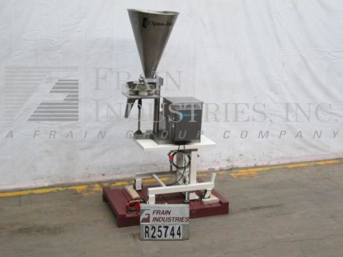 Photo of Spee Dee Filler Powder Volumetric CBE-4