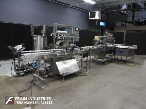 Photo of Liquid Packaging Solutions Filler Liquid Grav/Press 7HEAD