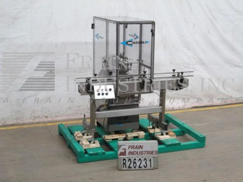 Photo of Cozzoli Filler Liquid Pos Disp VR540