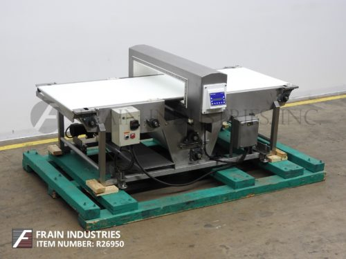 Photo of Mettler Metal Detector Conveyor PPH